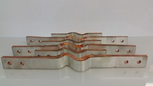 copper foil busbars