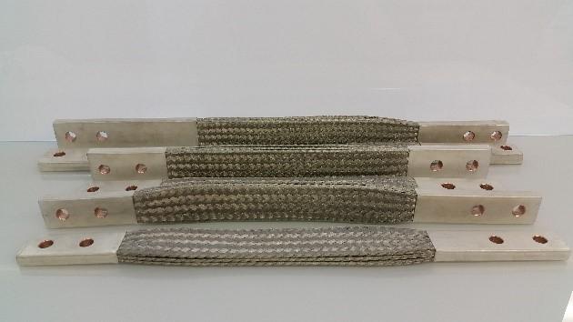 Copper Braid Busbars Flexible Busbars